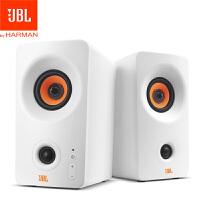 【当当自营】JBL PS3300 白色 无线蓝牙2.0音箱 电脑多媒体音箱/音响 桌面音箱 独立高低音炮 台式机手机音