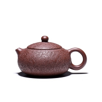 紫砂壶全手工仿铁西施石瓢茶壶家用功夫茶壶具套装