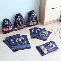【满减】欧润哲 鞋子收纳袋家庭套装 鞋包鞋袋旅游整理包装鞋袋鞋子旅行用