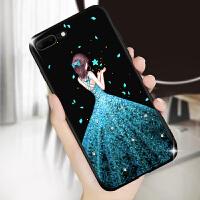 苹果7手机壳iphone7plus七女款软硅胶8plus