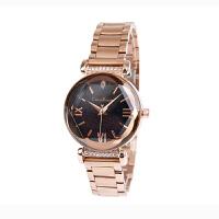 【2.5折价:179.5元】ClousKrause 英伦CK女士石英手表简约潮流欧美风生活防水实心钢带腕表