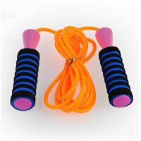 磨砂跳绳负重跳绳专业体育跳绳运动比赛竞技防绕练习减肥跳绳
