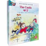 培生儿童英语分级阅读 第六级(16册图书 4张DVD 1张CD-ROM)