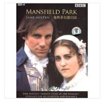 原装正版 BBC经典纪录片 曼斯菲尔德庄园(2DVD) MANSFIELD PARK