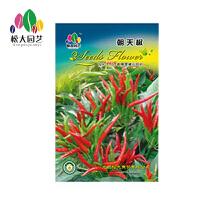 朝天椒种子小袋松大园艺家庭阳台盆栽精选花卉蔬菜种子易养易活