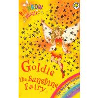 Rainbow Magic: The Weather Fairies: 11: Goldie The Sunshine Fairy彩虹仙子#11阳光仙子ISBN9781843626411