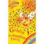 Rainbow Magic: The Weather Fairies: 11: Goldie The Sunshine