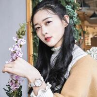 女学生时尚潮流情侣女士手表韩版简约女式薄