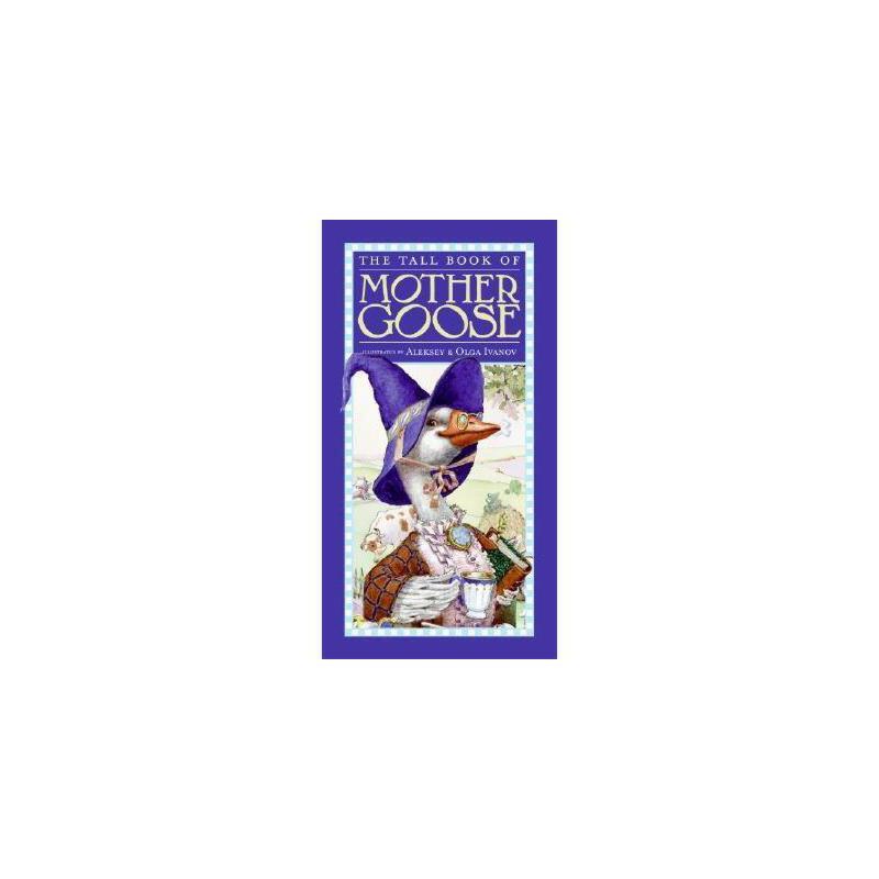 【预订】The Tall Book of Mother Goose 美国库房发货,通常付款后3-5周到货!