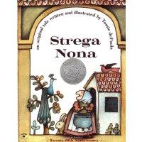 【现货】英文原版 Strega Nona 儿童书 巫婆奶奶(凯迪克银奖绘本)