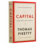 预售【中商原版】21世纪资本论 英文原版 Capital in the Twenty-First Century Th