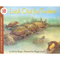 Look Out for Turtles! (Let's Read and Find Out) 自然科学启蒙2:海龟出