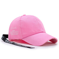 帽子女士春夏学生棒球帽鸭舌帽遮阳帽休闲女骑车出游登山