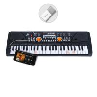 响的美多功能电子琴儿童玩具初学入门3-6-12岁女孩玩具49键钢琴