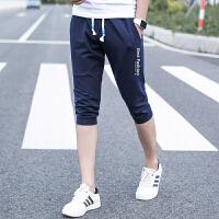 运动短裤男夏季男士运动裤男七分裤休闲裤弹力裤子男 BYDS-518