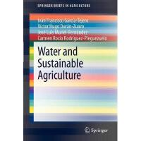 【预订】Water and Sustainable Agriculture