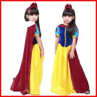 新款年万圣节童话白雪公主裙童裙童装