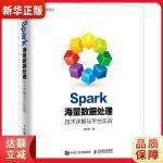 Spark海量数据处理 技术详解与平台实战 范东来 人民邮电出版社9787115507006【新华书店 购书无忧】