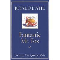 【预订】Fantastic Mr. Fox Y9780375822070