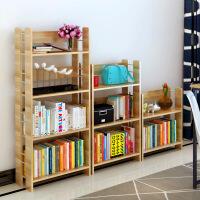 门扉 书架 创意简约实用木质落地置物收纳储物学生书房办公室简易书架小柜子