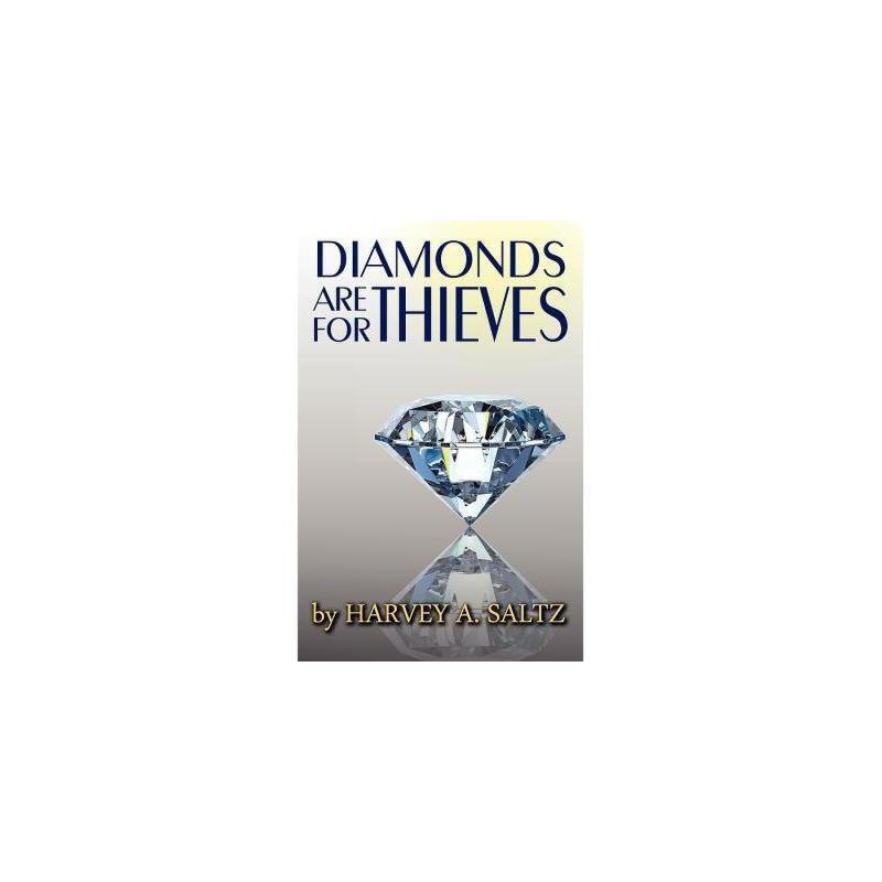 【预订】Diamonds Are for Thieves 美国库房发货,通常付款后3-5周到货!