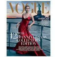 订阅 VOGUE(US) 美国英文原版 女性时尚杂志 年订12期