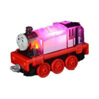 托马斯 合金小火车玩具 挂钩火车头托比斑什艾米莉维多 花色 罗西-极炫带灯光