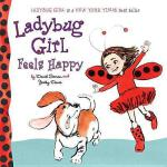 【预订】Ladybug Girl Feels Happy