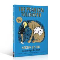 英文进口原版 The Phantom Tollbooth 神奇的收费亭 幻象天堂/幽灵收费站 文学版小说