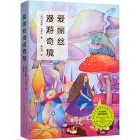 爱丽丝漫游奇境(名家全译本,包含《爱丽丝漫游奇境》及《爱丽丝镜中历险记》,新课标必读,教育部统编《语