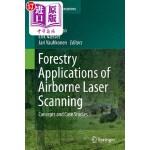 【中商海外直订】Forestry Applications of Airborne Laser Scanning: C