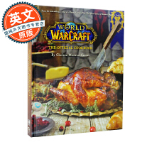 魔兽世界官方食谱 英文原版 World of Warcraft: The Official Cookbook 游戏艺术设定 烹饪饮食菜谱 精装全彩 WOW 进口书