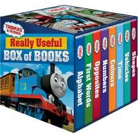 【中商原版】托马斯和他的朋友们 (8册)英文原版 Thomas and Friends Really Useful B