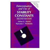 Determination And Use Of Stability Constants, 2Nd