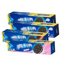奥利奥 夹心饼干(巧克力味)116g/盒