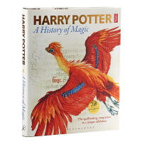 哈利波特 魔法史 展览之书 英文原版 Harry Potter a History of Magic Book of