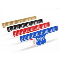 钢琴谱夹子 曲谱文件夹 书夹子五线谱夹曲谱歌页夹加宽加厚乐谱夹