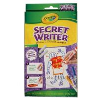 [Crayola绘儿乐]魔幻神奇无字密信书写者水彩笔马克笔套装04-5197