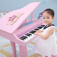 儿童电子琴女孩钢琴初学3-12岁可弹奏大号宝宝琴键音乐玩具