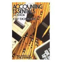 【预订】Accounting Essentials, 2Nd Edition