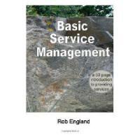 【预订】Basic Service Management