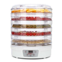 宠物肉类食品烘干机干果机定时食物脱水风干机水果蔬菜
