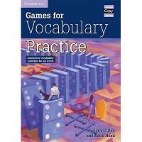 【预订】Games for Vocabulary Practice: Interactive
