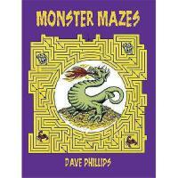 【预订】Monster Mazes