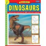 【预订】Dinosaurs: Step-By-Step Instructions for 27