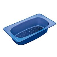 MOEN/摩恩 精致塑料沥水篮洗菜篮 54515 优质厨房水槽配件385*255mm