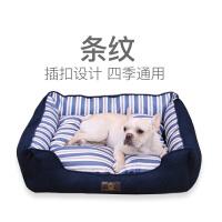狗窝金毛大型犬阿拉斯加宠物用品泰迪狗狗房子四季通用冬季