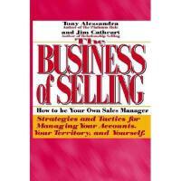 【预订】The Business of Selling: How to Be Your Own Sales