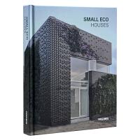 SMALL ECO HOUSES 小生态住宅 绿色环保住宅 居住空间设计 室内设计书籍