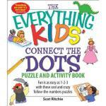 【预订】The Everything Kids' Connect the Dots Puzzle and